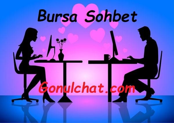 Bursa Online Canlı Sohbet Odaları
